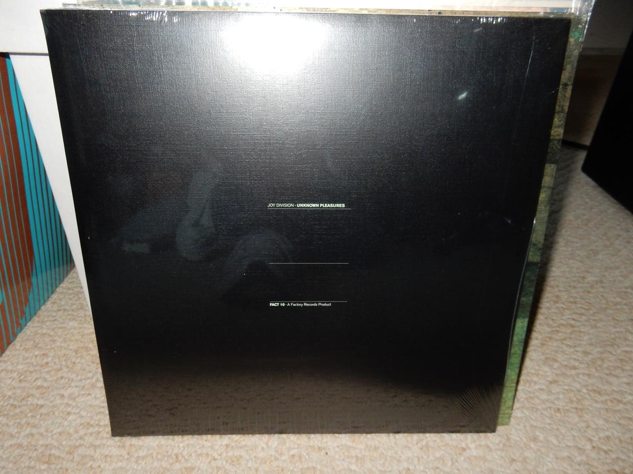 Joy Division Vinyl Reissue