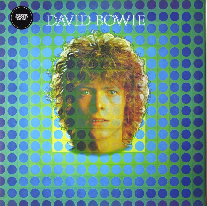 "David Bowie - David Bowie ""Space Oddity"" 180 Gram, Vinyl, Remastered, Parlaphone, 2016"