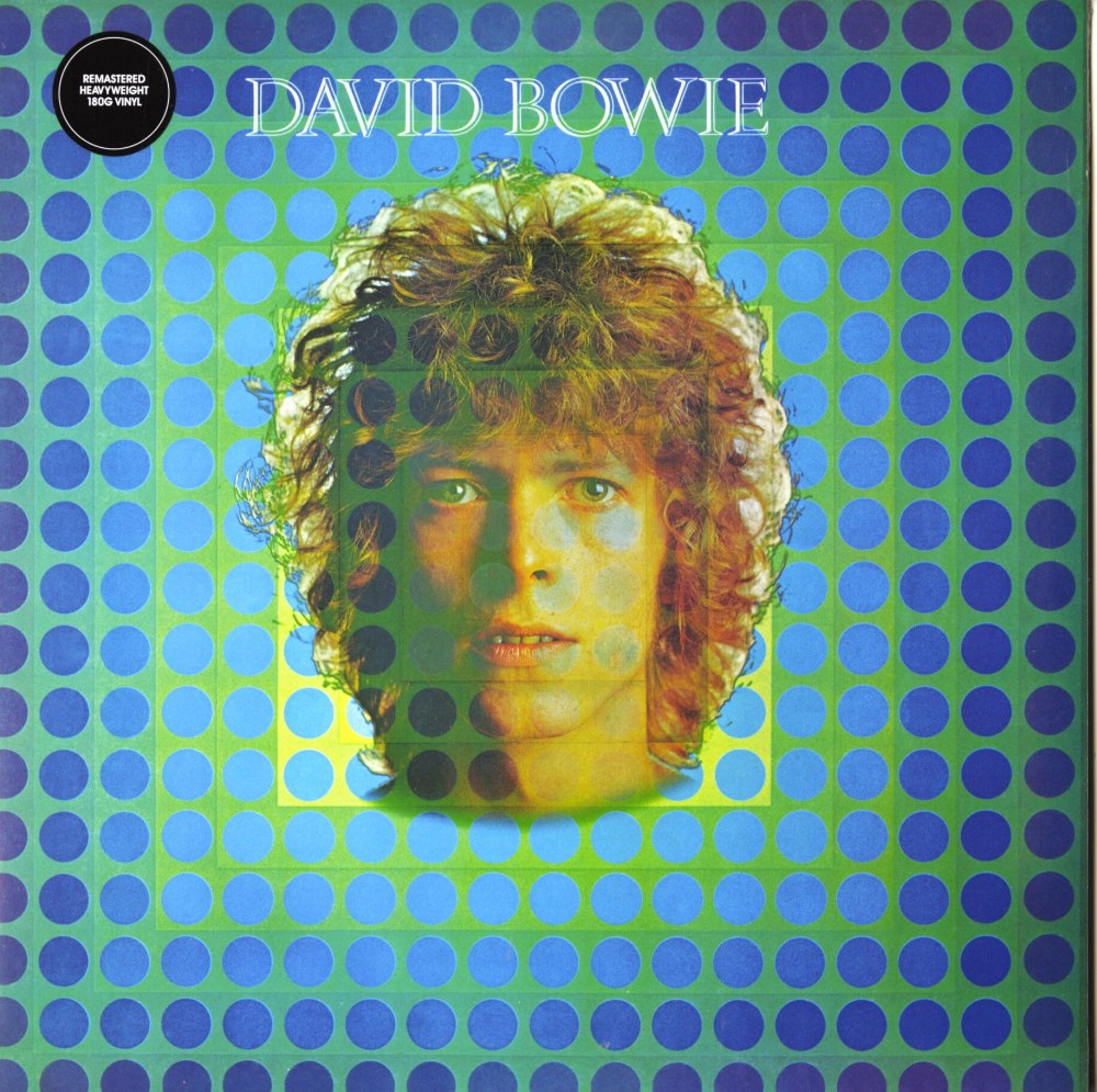 "David Bowie - David Bowie ""Space Oddity"" 180 Gram, Vinyl, Remastered, Parlaphone, 2016"