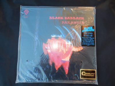 "Black Sabbath ""Paranoid"" 180 Gram 2XLP Reissue"