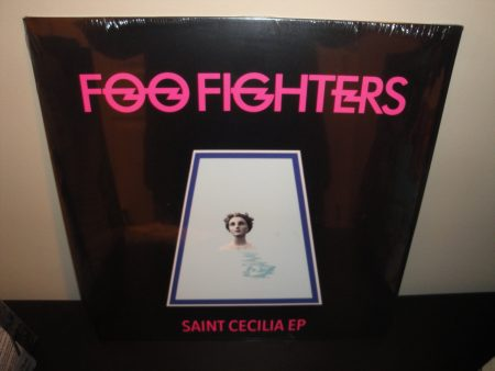 Foo Fighters vinyl