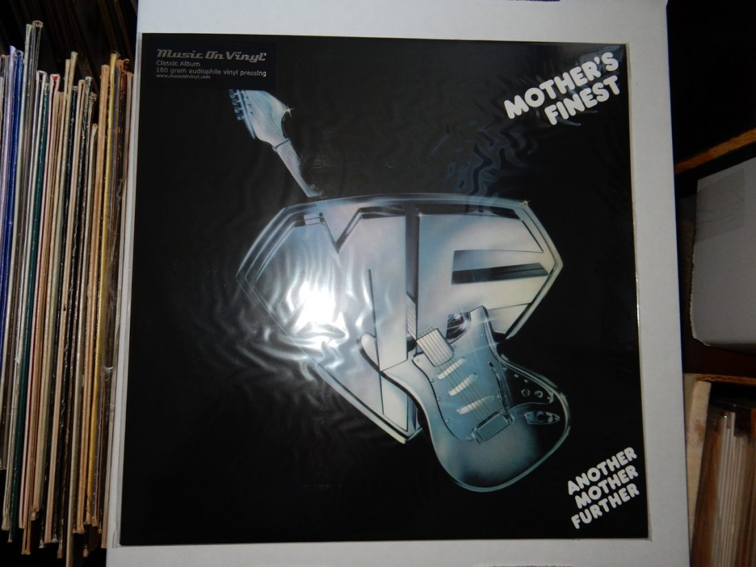 "Mothers Finest ""Another Mother Further"" 180 Gram Vinyl LP"