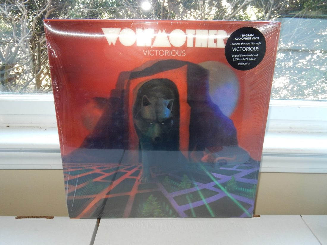 "Wolfmother ""Victorious"" Limited 180 Gram Vinyl LP"
