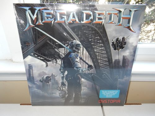 "Megadeth ""Distopia"" Vinyl LP New"