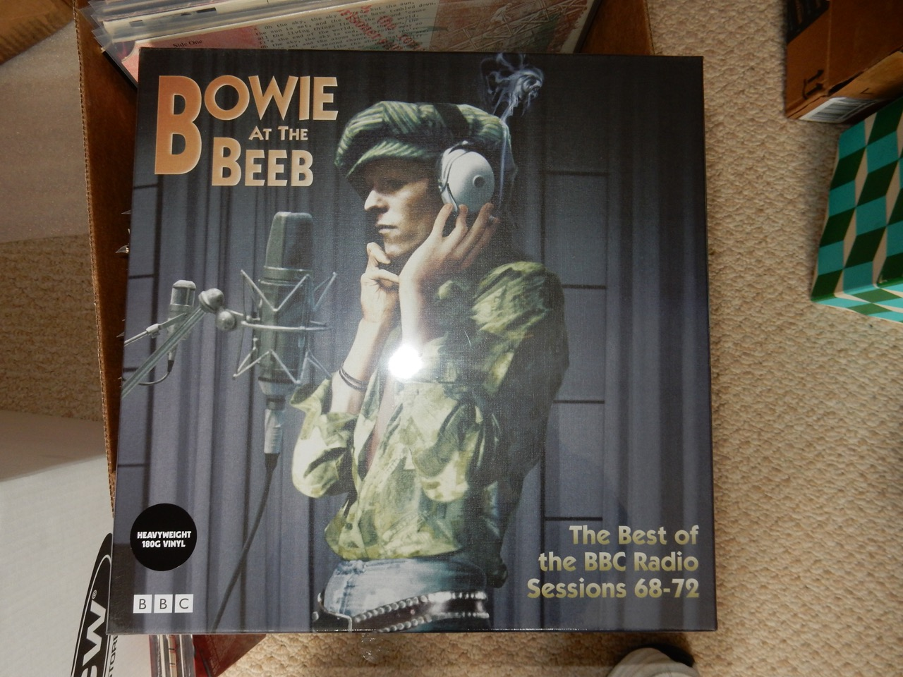 David Bowie Bowie At The Beeb Best Of The Bbc Radio