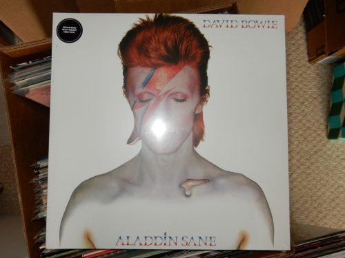 """David Bowie """"Aladdin Sane"""" 180 Gram Vinyl Reissue Remaster"""