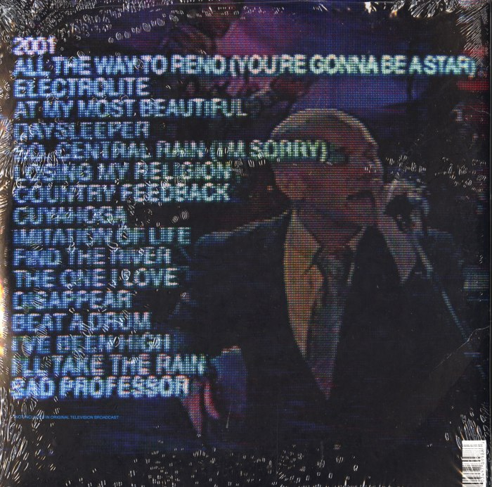 R.E.M. – Unplugged - Limited Edition, Double Vinyl, LP, Rhino, 2014