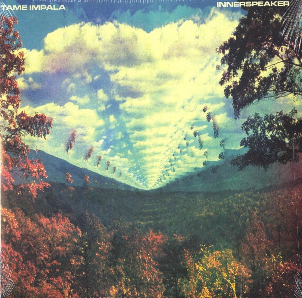 "Tame Impala ""Innerspeaker"" 2xLP, Vinyl, LP, Reissue, Gatefold Sleeve, Modular Recordings, 2011"