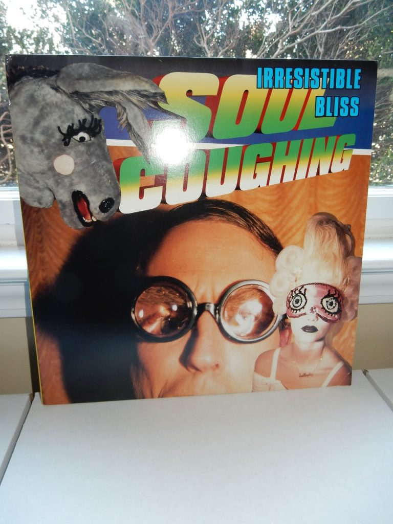 "Soul Coughing ""Irresistible Bliss"" Vinyl LP 1996"