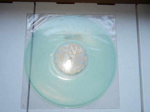"""Muzzle """"Bettie Pickup"""" Clear Colored Vinyl LP 1996"""