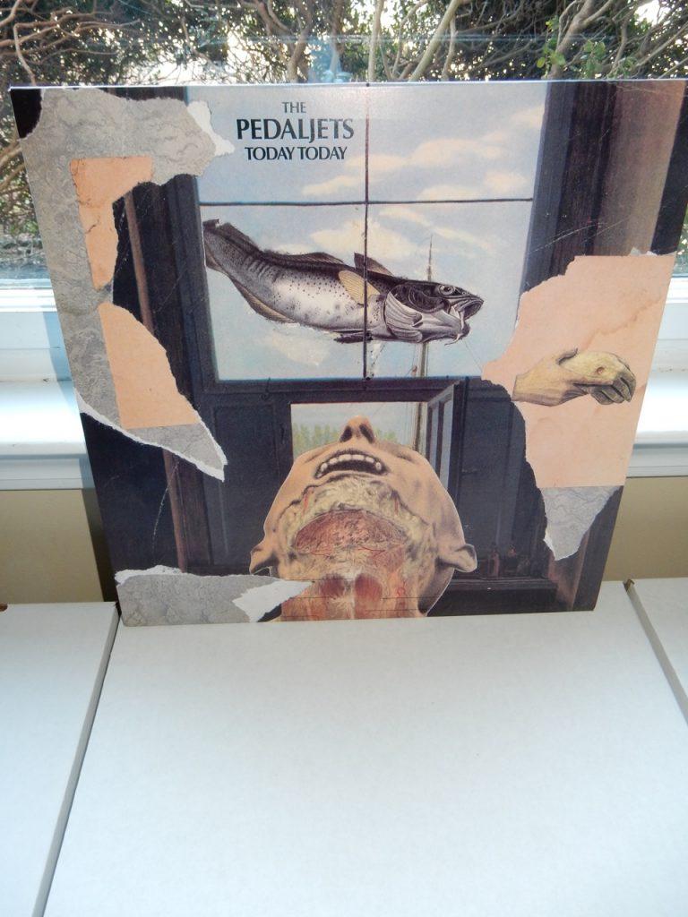 Pedaljets Vinyl LP 1988