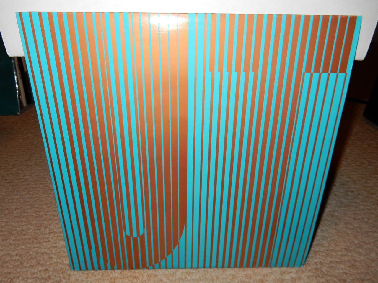 "UT ""In Gut's House"" 2XLP Vinyl Blast First 1987"