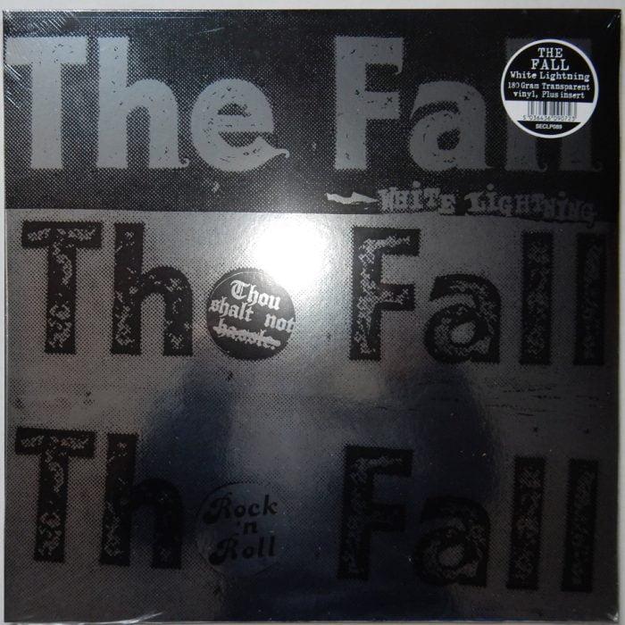 """The Fall """"White Lightning"""" 180 Gram Transparent Vinyl LP"""