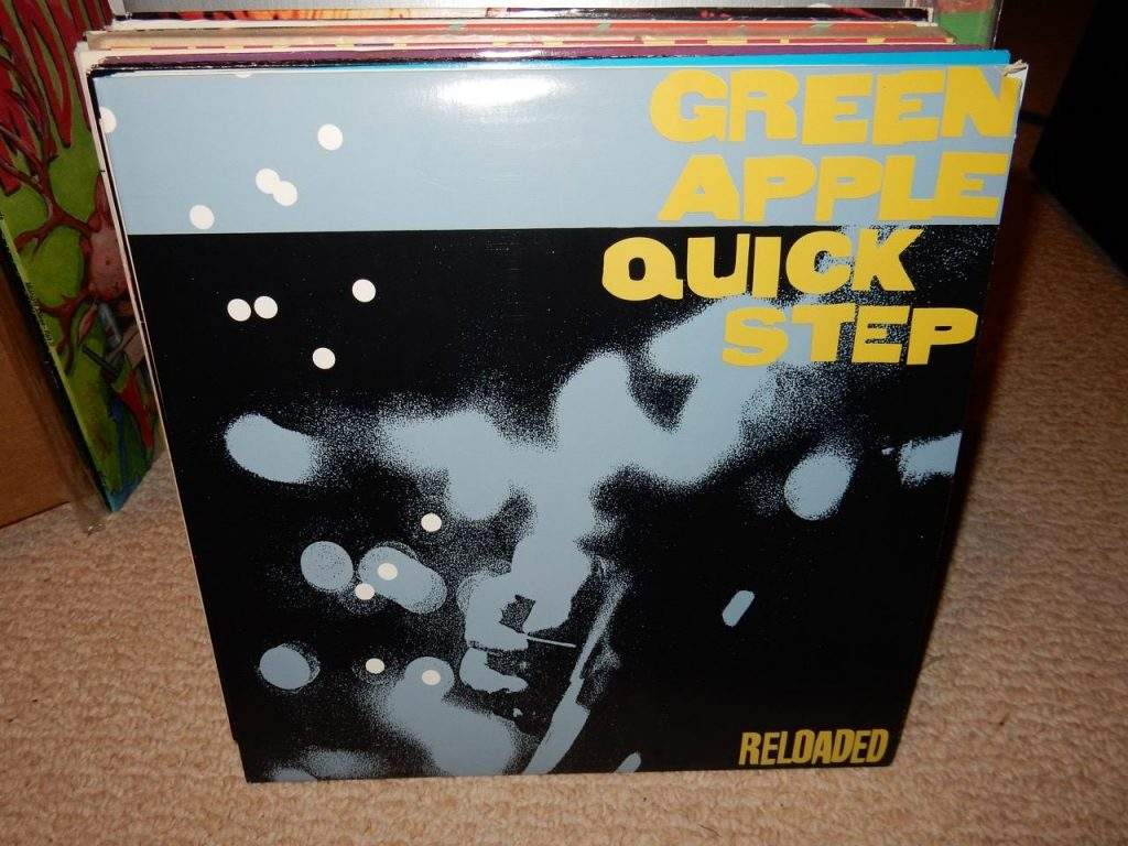 "Green Apple Quick Step ""Reloaded"" Vinyl LP 1995"