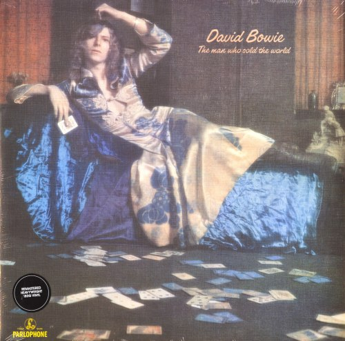 David Bowie - The Man Who Sold the World - 180 Gram, Vinyl, Remastered, Paralphone, 2016