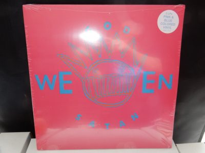 "Ween ""God Ween Satan"" 2XLP Colored Vinyl Reissue NEW 2016"