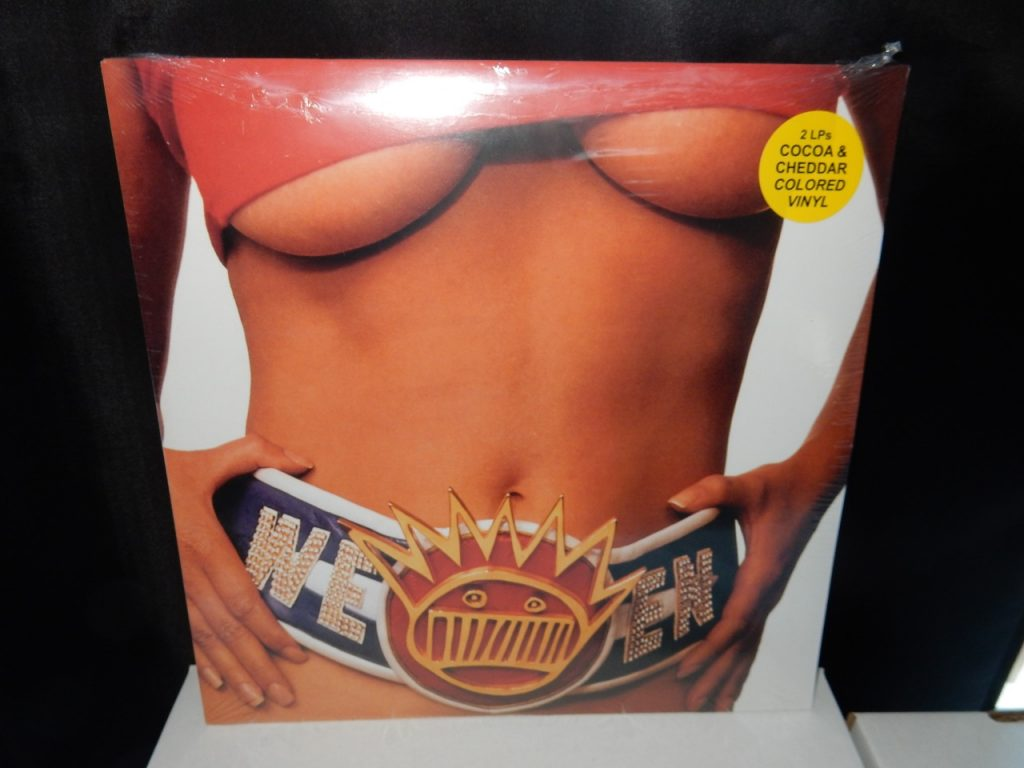 "Ween ""Chocolate and Cheese"" 2XLP Colored Vinyl New"