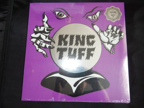 Vinyl LP Pressing. BLACK MOON SPELL is the new album from Los Angeles-based rock outfit, King Tuff, who are long-adored for their tight, anthemic songs and enigmatic leader, King Tuff (aka Kyle Thomas). BLACK MOON SPELL recalls rock heroes such as Thin Lizzy, T-Rex and Alice Cooper, along with the inimitable blend of punk and power-pop that defined King Tuff's previous two albums.