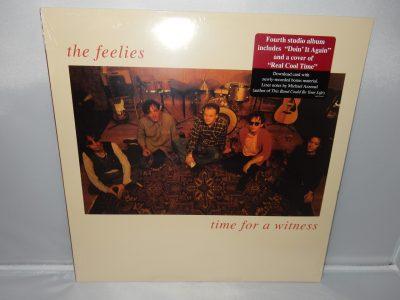"Feelies ""Time For A Witness"" Vinyl LP Reissue NEW"