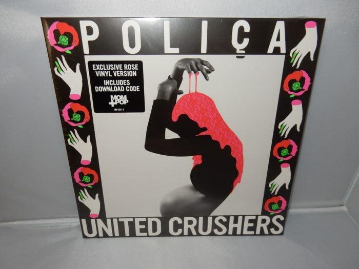 United Crushers Rose Colored Vinyl