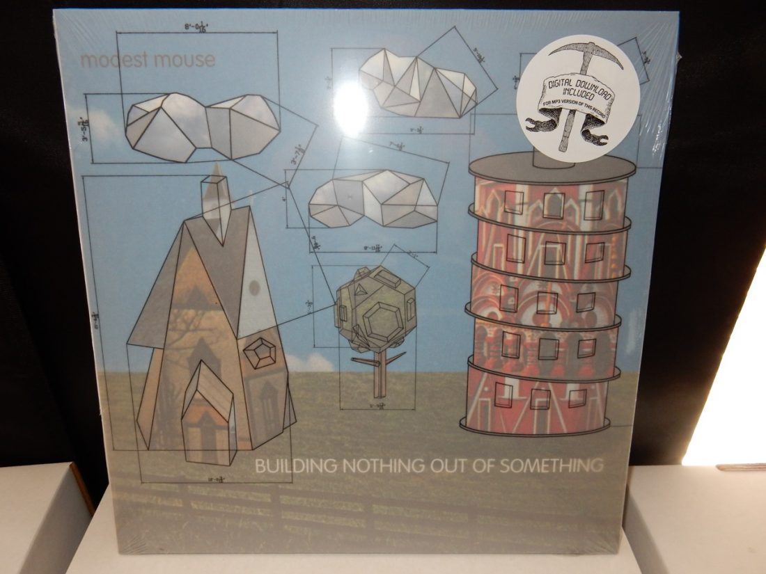 """Modest Mouse """"Building Nothing Out Of Something"""" 180 Gram Vinyl Reissue"""