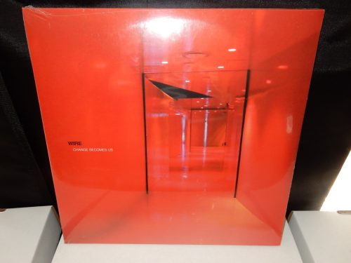 "Wire ""Change Becomes Us"" Ltd Ed Numbered 180 Gram Gatefold Vinyl New"