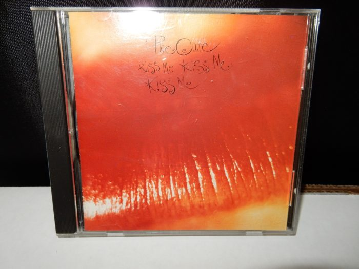 The Cure - Kiss Me, Kiss Me, Kiss Me CD