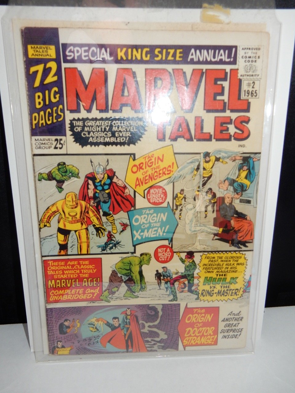Marvel Tales Silver Age Comics