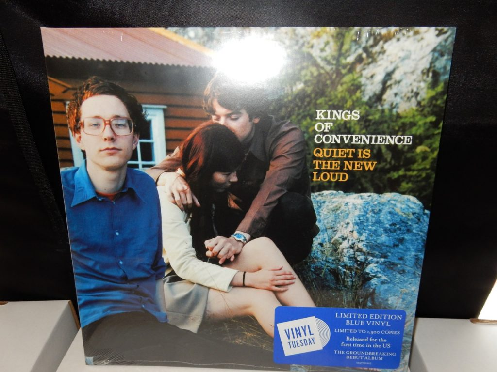"Kings of Convenience ""Quiet Is the New Loud"" Limited 140gm Vinyl LP"