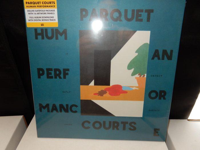 """Parquet Courts """"Human Performance"""" Ltd Ed Vinyl LP"""