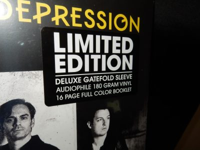 "Iggy Pop ""Post Pop Depression"" Deluxe Gatefold Vinyl LP"