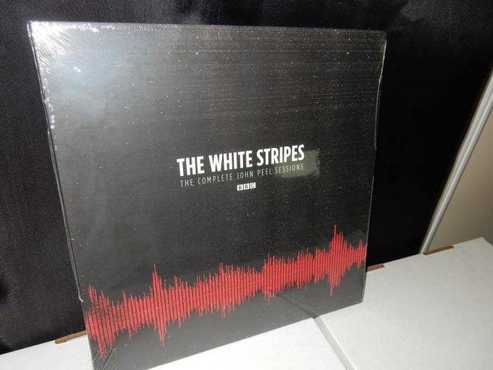 """The White Stripes """"The Complete John Peel Sessions"""" 2XLP Ltd Ed Vinyl Record NEW"""