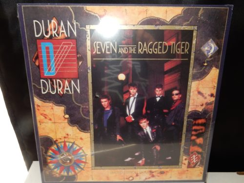 "Duran Duran ""Seven and the Ragged Tiger"" 2XLP Remastered Reissue with Bonus 12"""