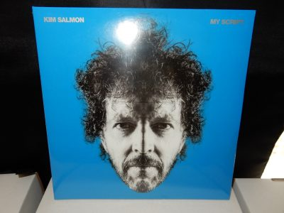 "Kim Salmon ""My Script"" 2XLP Vinyl Ltd Ed Import"
