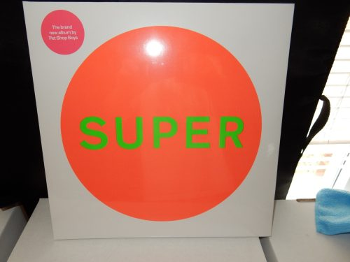 Pet Shop Boys Vinyl