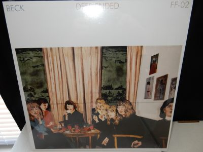 "Beck ""Defriended"" Ltd Ed 12"" Vinyl Single"