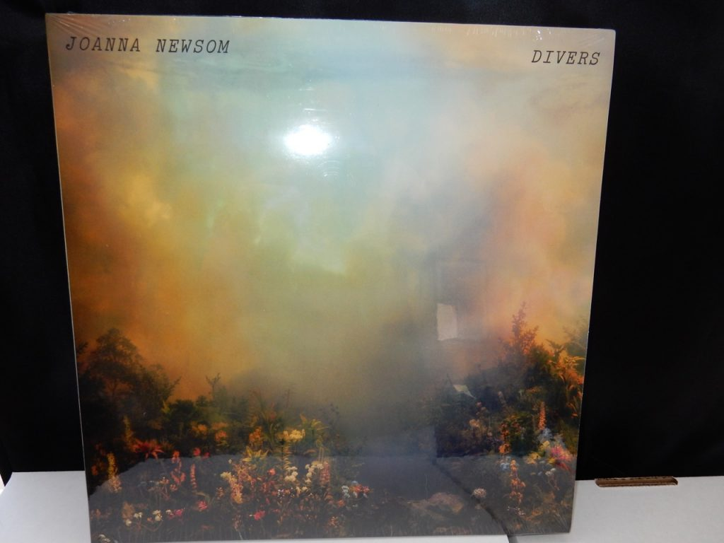 "Joanna Newsom ""Divers"" Ltd Ed 2XLP Vinyl Gatefold NEW Drag City"