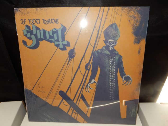 """Ghost """"If You Have Ghost"""" 12"""" EP with Dave Grohl 2013 New Sealed"""
