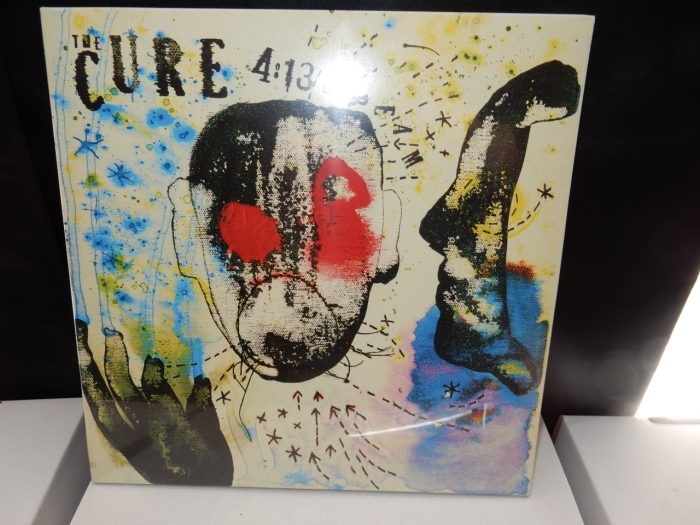 """The Cure """"4:13 Dream"""" 2XLP Vinyl 2008 New Sealed"""