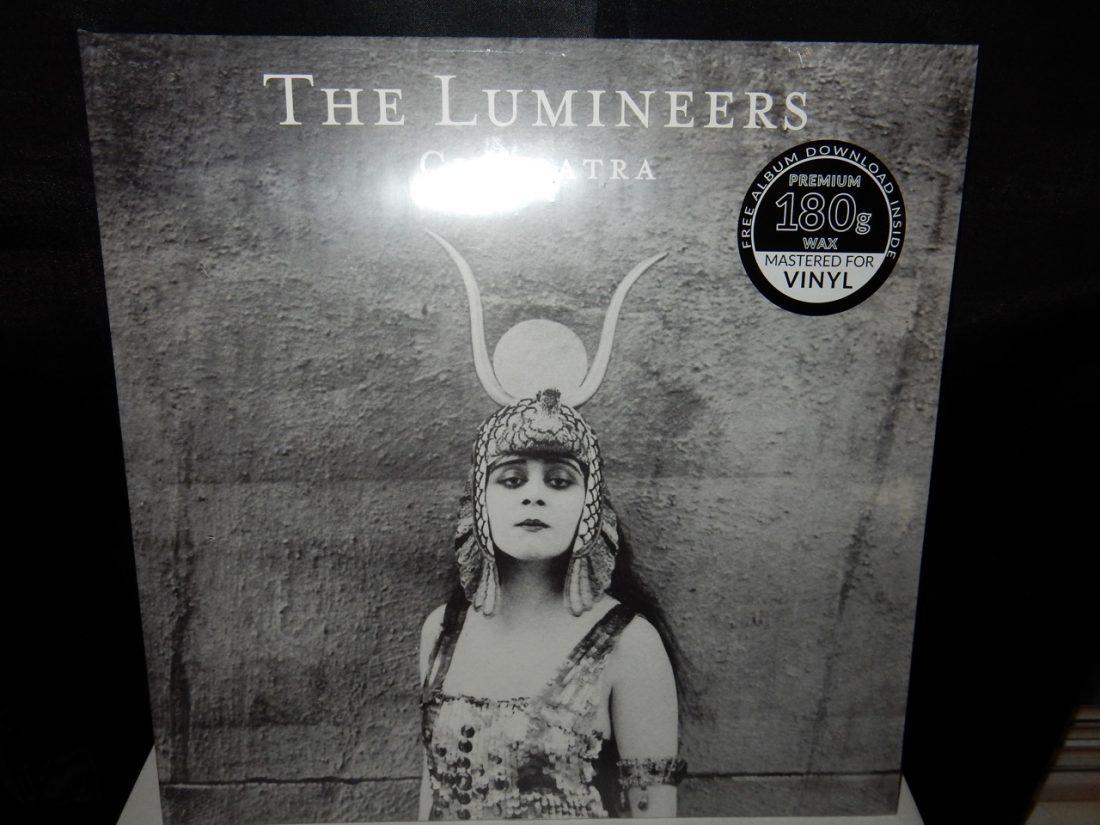 "Lumineers ""Cleopatra"" Vinyl LP with Download 180 Gram NEW"