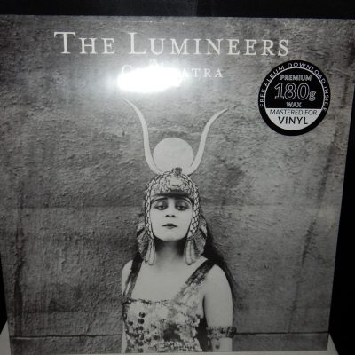 "Lumineers ""Cleopatra"" Vinyl LP with Download 180 Gram NEW"