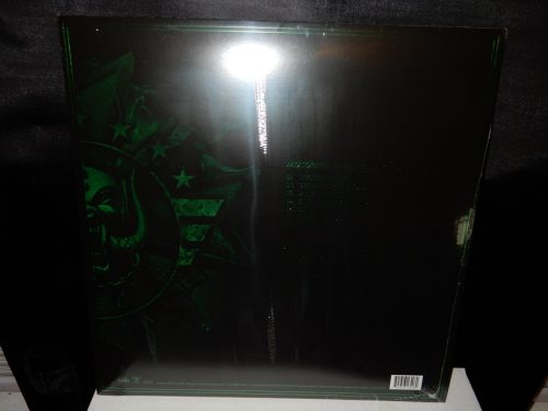 "Motorhead ""Bad Magic"" Green Colored Vinyl 180 Gram with Download"