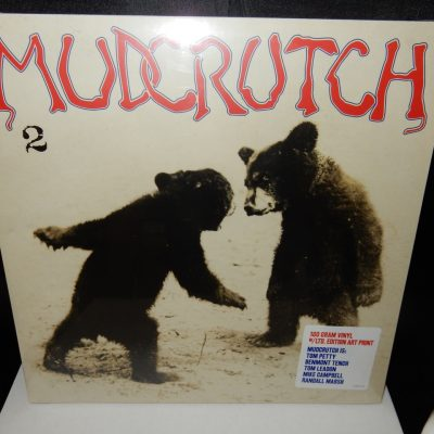 "Mudcrutch ""2"" 180 Gram OGV Vinyl with Poster - Tom Petty"