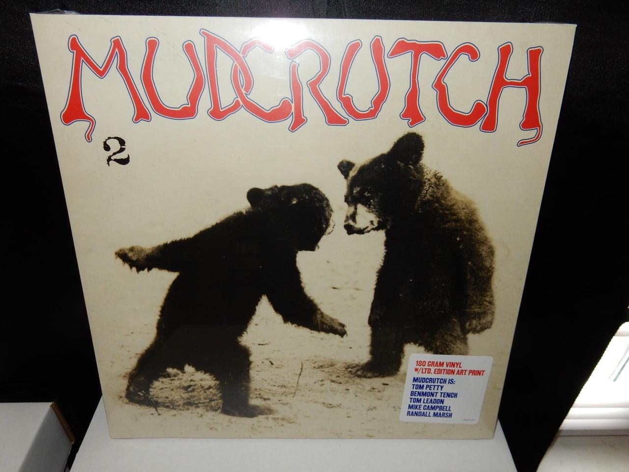 "Mudcrutch ""2"" 180 Gram OGV Vinyl with Poster - Tom Petty"