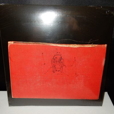 "Radiohead ""Amnesiac"" 2XLP 10″ 180 Gram Vinyl Reissue XL Recordings 2016"