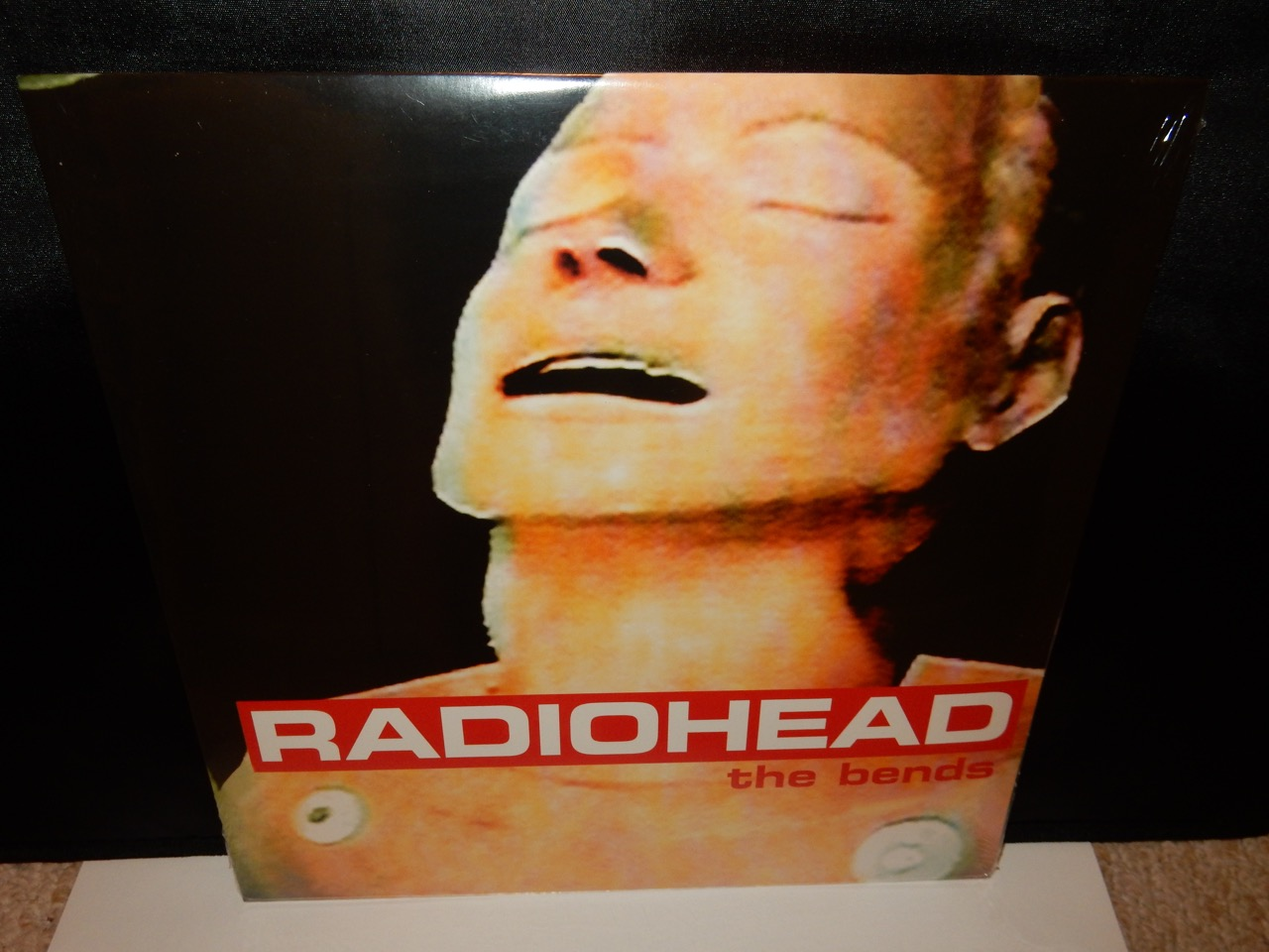 "Radiohead ""The Bends"" 2016 XL Recordings Vinyl Reissue 180 Gram NEW"