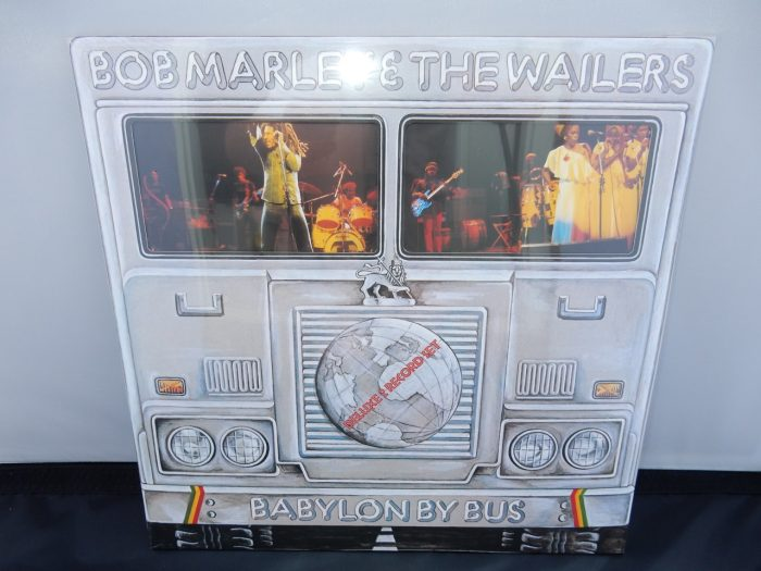 "Bob Marley & The Wailers ""Babylon By Bus"" 2XLP Deluxe Edition 180 Gram Vinyl"
