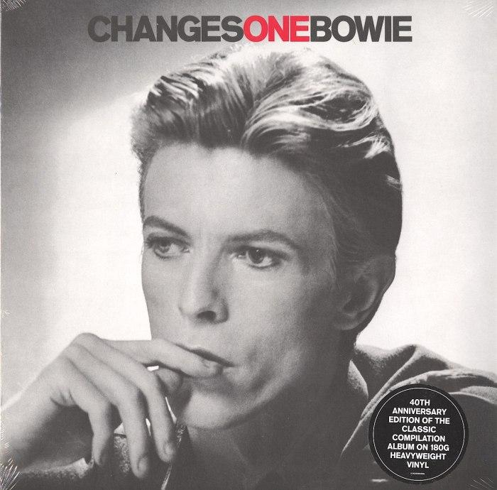 David Bowie - ChangesOneBowie - Greatest Hits, 180 Gram, Vinyl, LP, Remastered, 2016