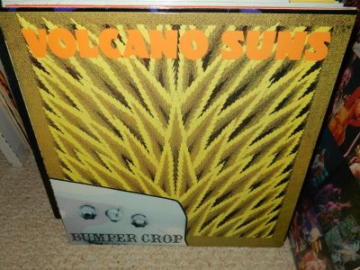"Volcano Suns ""Bumper Crop"" Vinyl LP 1987 Homestead Records"