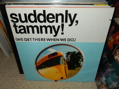 Suddenly, Tammy! – (We Get There When We Do) Vinyl LP Record 1995